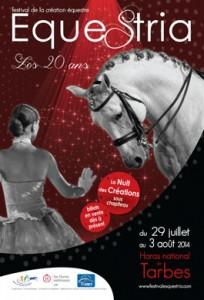affiche_equestrian